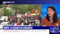 Story 5 : Grève du 5 décembre: la crainte de violences - 04/12