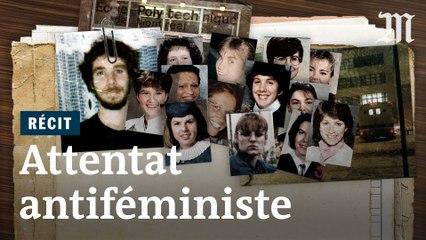 Il y a trente ans au Québec, le premier féminicide de masse
