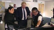 Premierminister Johnson prescht im Wahlkampf mit Digitalsteuer vor
