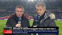 Neymar et Mbappé associés face à Nantes ?