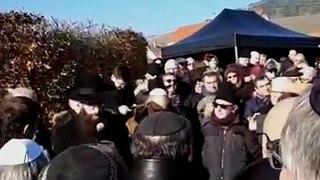 L'indignation et la détermination à Westhoffen