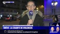 """Story 7 : Grève du 5 décembre: """"La crainte que nous avons, ces sont les casseurs"""", François Vauglin - 04/12"""