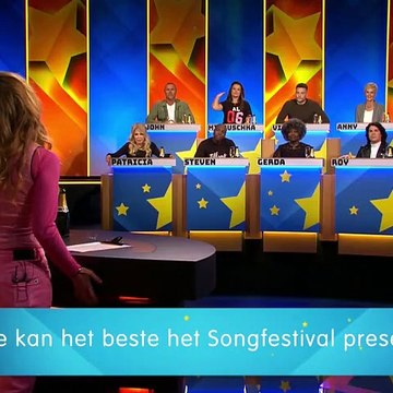 Ranking The Stars - Aflevering 8