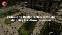 Palacio de Bellas Artes, símbolo del arte y la cultura mexicana