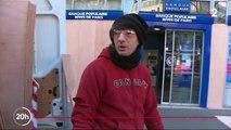 Grève du 5 décembre : à Paris, les commerçants se barricadent