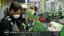 """""""Je trime de plus en plus"""" : l'avis des salariés de l'usine Laguiole sur la réforme des retraites"""