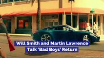 Will Smith and Martin Lawrence Talk 'Bad Boys' Return