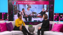 Will Smith Gets Candid About Finding Precancerous Polyp While Recording Colonoscopy