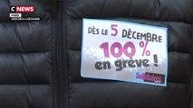 Les syndicats se préparent pour la journée de mobilisation du 5 décembre