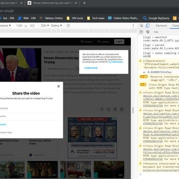 Dailymotion_Player_Demo_Vivendi_Site