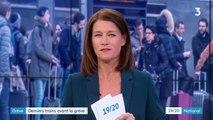 Grève du 5 décembre : un trafic SNCF annoncé très perturbé