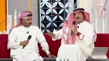 الفنان عبد الله بالخير يغني بشكل مختلف في صدى الملاعب وطارق العلي يعلق