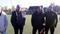 LA LOUVE VÉTÉRANS - Bouraza Médina 0 - 2 (Vidéo 1) 10-11-2019