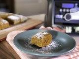 Brownies con calabaza de Castilla - Recetas de Navidad