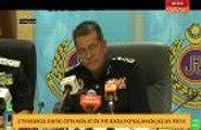 219 warga asing ditahan atas pelbagai kesalahan jalan raya