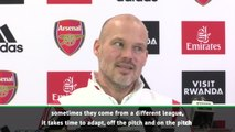 We need to be patient with Pepe - Ljungberg