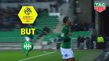 But Wesley FOFANA (40ème) / AS Saint-Etienne - OGC Nice - (4-1) - (ASSE-OGCN) / 2019-20