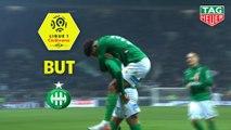 But Denis BOUANGA (58ème) / AS Saint-Etienne - OGC Nice - (4-1) - (ASSE-OGCN) / 2019-20