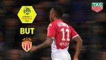 But Gelson MARTINS (84ème) / Toulouse FC - AS Monaco - (1-2) - (TFC-ASM) / 2019-20