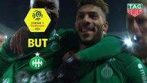 But Denis BOUANGA (11ème pen) / AS Saint-Etienne - OGC Nice - (4-1) - (ASSE-OGCN) / 2019-20