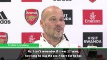 Wenger can help make me a better coach - Ljungberg