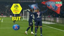 But Kylian MBAPPE (52ème) / Paris Saint-Germain - FC Nantes - (2-0) - (PARIS-FCN) / 2019-20