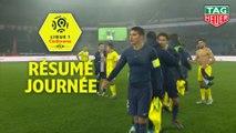 Résumé de la 16ème journée - Ligue 1 Conforama / 2019-20