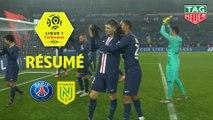 Paris Saint-Germain - FC Nantes (2-0)  - Résumé - (PARIS-FCN) / 2019-20