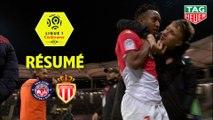Toulouse FC - AS Monaco (1-2)  - Résumé - (TFC-ASM) / 2019-20