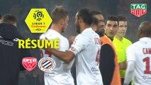 Dijon FCO - Montpellier Hérault SC (2-2)  - Résumé - (DFCO-MHSC) / 2019-20