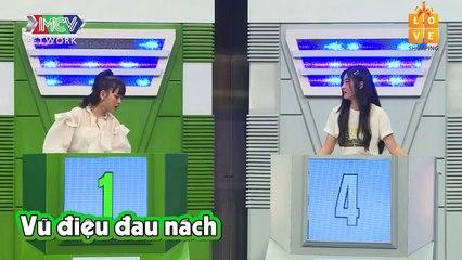 T-UP đau nhói khi bị Gina M tuyên bố câu này trên sóng truyền hình