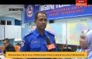Penurunan air di Hulu Terengganu punca banjir di Kuala Terengganu
