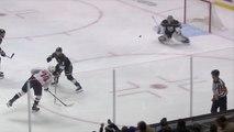John Carlson rings home 100th NHL goal