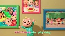 JJ Song - CoCoMelon Nursery Rhymes & Kids Songs