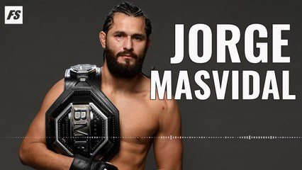 Jorge Masvidal has a message for the media in regards to his BMF title, fight with Nick Diaz