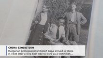 Robert Capa, Walter Bosshard's works exhibited in China