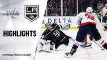 NHL Highlights | Capitals @ Kings 12/04/19