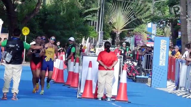 PH nabs bronze as Thailand rules duathlon mixed relay