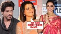 Shah Rukh Khan And Rangoli Chandel Come TOGETHER For Deepika Padukone's Chhapaak Trailer Launch?