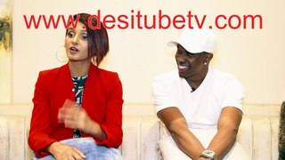 Shakti Mohan in awe with DJ Bravo - his Indian moves in Chamiya song, his humility and hard work