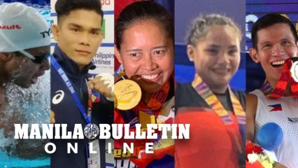 2019 SEA Games Day 4: PH's gold medalists