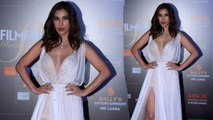 Actress Sophie Choudry on the red carpet of Filmfare Glamour And Style Awards 2019 in Mumbai