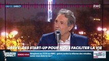 La chronique d'Anthony Morel : Grève, des startups pour nous faciliter la vie - 05/12
