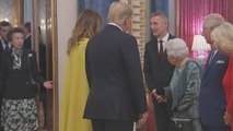 Did Queen Elizabeth Scold Princess Anne For Not Greeting The Trumps?
