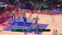 NBA : Les Bucks et Giannis continuent de dérouler