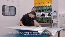 Seat - Artisans with millimetric precision