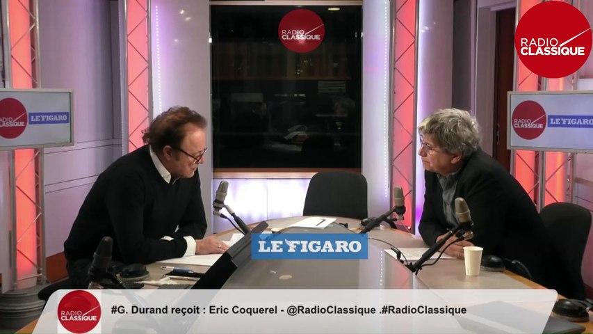 REFORME DES RETRAITES : « UN PROJET MAUVAIS POUR LES FRANÇAIS » - ERIC COQUEREL - L'INVITE DE GUILLAUME DURAND DU 05/12/2019
