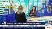 Amélie De Montchalin (Affaires européennes) : Retraites, un test pour Macron au niveau européen - 05/12