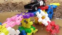 Build Bridge Blocks Toys for Children