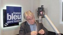 Gilles Besson, secrétaire départemental FO Gard, invité de 7h50 de France Bleu Gard Lozère jeudi 5 décembre.
